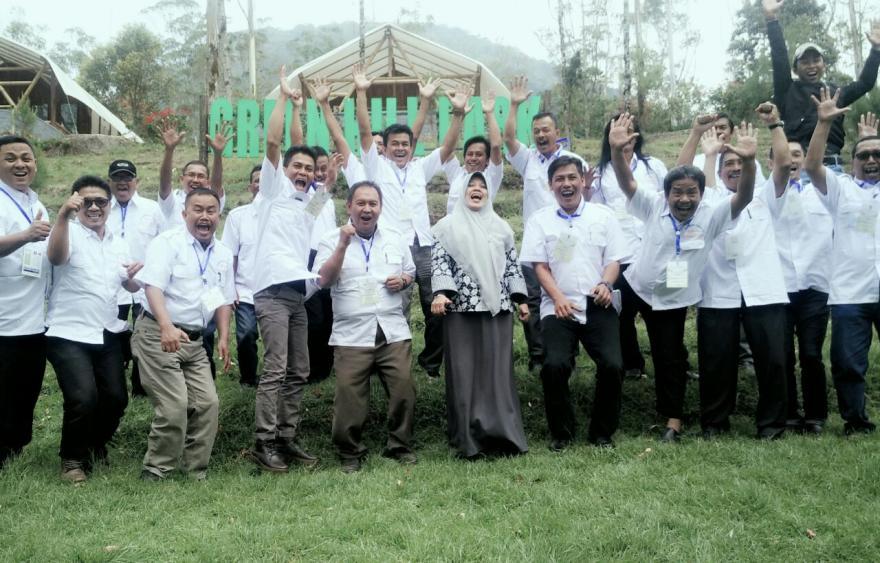 Pelatihan Lembaga desa