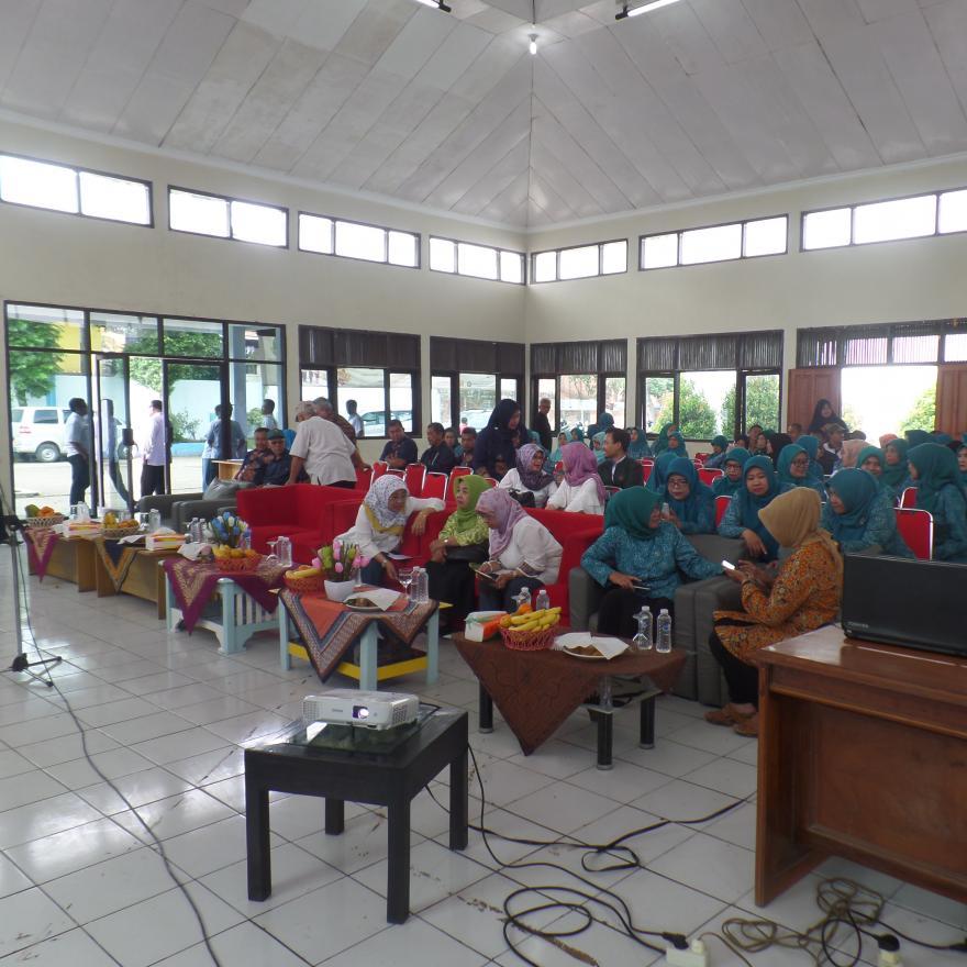 Lomba Desa Tingkat Kabupaten Bandung TAhun 2018