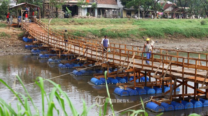Kontribusi PT. SPV Normalisasi Tepi Sungai Citarum